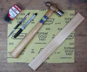 Sanding-Stick.materials