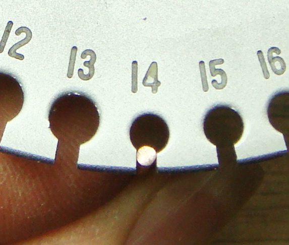 Wire gauges why they are useful shoebox studio jewelry making another view of the right slot keyboard keysfo Images
